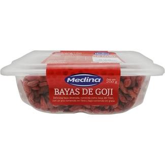 Comprar Bayas De Goji Tarrina 200 G Medina Supermercado El Corte Inglés